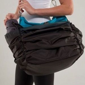 Lululemon Hot Yoga Travel Bag